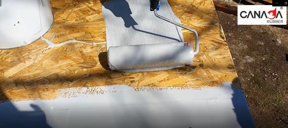 Zobacz jak zaaplikować w prosty i skuteczny sposób hydroizolację balkonu i tarasu Droof 250 Canada Rubber