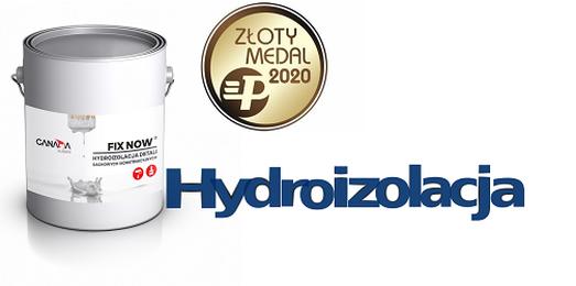 FixNow hydroizolacja uszczelniająca do dachów i tarasów
