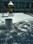 Powierzchnia dachu po aplikacji systemu Droof 250