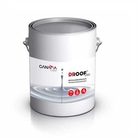 Canada Rubber Droof 250 żywica hydroizolująca poliuretanowa 6kg (1)