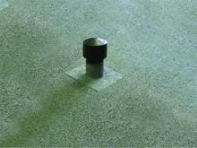 Poliuretanowa membrana z włóknami do uszczelniania elementów