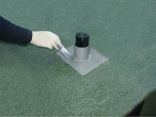 Membrana poliuretanowa z włóknami do uszczelniania