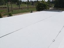 Canada Rubber Droof 250, poliuretanowa membrana do zastosowania na dachy i tarasy.