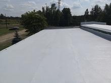 Hydroizolacja dachowa, Canada Rubber Droof 250 z poliureatnu